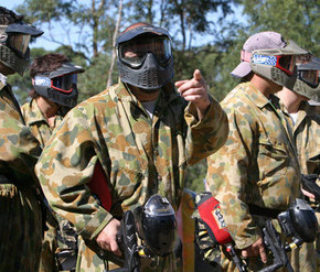 Action Paintball Games - Perth - Accommodation Yamba