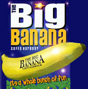 Big Banana - Accommodation Yamba