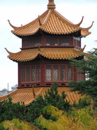 Chinese Garden of Friendship - Accommodation Yamba