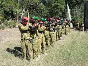 Top Gun Paintball Park - Accommodation Yamba