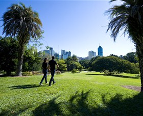 City Botanic Gardens - Accommodation Yamba