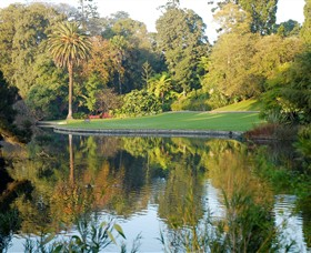 Royal Botanic Gardens Melbourne - Accommodation Yamba