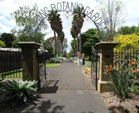 Friends of Geelong Botanic Gardens - Accommodation Yamba