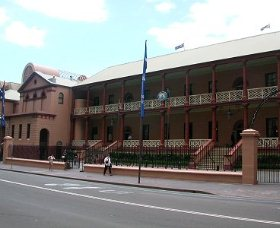 Parliament House - Accommodation Yamba