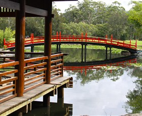 North Coast Regional Botanic Garden - Accommodation Yamba