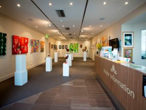 Australian National Botanic Gardens Visitor Centre Gallery - Accommodation Yamba