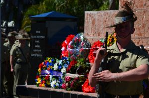 Anzac Day Charters Towers - Accommodation Yamba