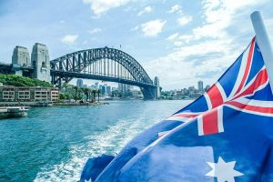 Australia Day Lunch and Dinner Cruises On Sydney Harbour with Sydney Showboats - Accommodation Yamba