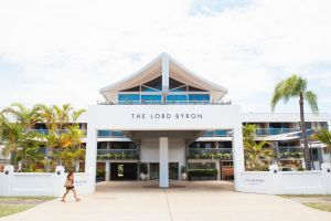 The Lord Byron - Accommodation Yamba