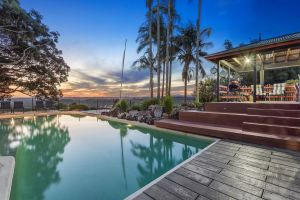 Byron Hinterland Villas - Accommodation Yamba