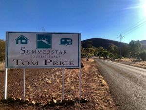 Tom Price Tourist Park - Accommodation Yamba